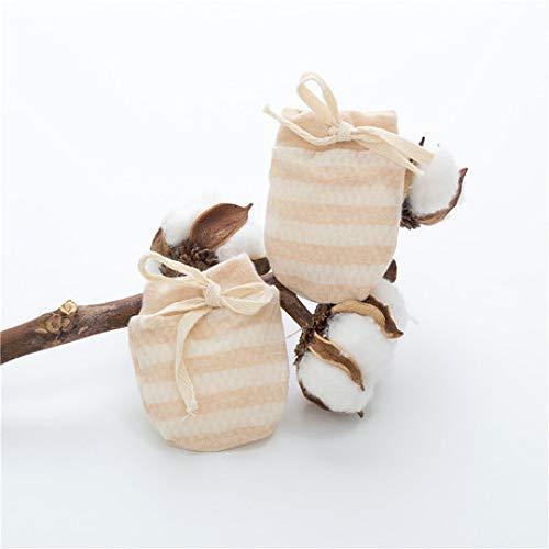 SUNHAO Gants Chauds pour Enfants Gants en Coton Couleur bébé Anti-égratignures Gants en Coton Respirant Anti-morsures pour bébés Nouveau-nés Face au Visage