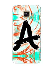 Print Tech back cover for SAMSUNG GALAXY A5(2016)