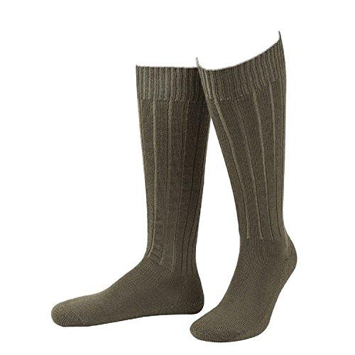 Bundeswehrstrümpfe mit Plüschsohle in oliv, Größe 48-50 (Socken Hose Sohle)