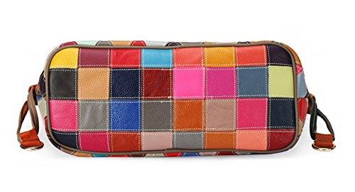 Tibes - Sacchetto donna B Multicolore 2