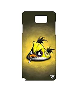 Vogueshell Angry Bird Printed Symmetry PRO Series Hard Back Case for Samsung Galaxy Note 5