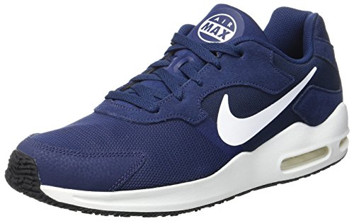 Nike Herren Air Max Guile Freizeitschuhe, Blau (Midnight Navy/White), 45.5 EU (Midnight Navy Schuhe)