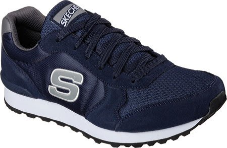 Skechers Og 85, Baskets Basses Homme azul (NVGY)