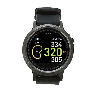 Voit Men GolfBuddy WTX+ GPS Watch Gps Watch – Black, One Size
