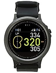 GolfBuddy WTX GPS Uhr schwarz