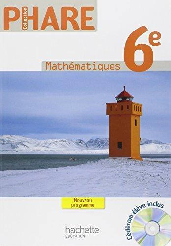 Mathématiques 6e (1Cédérom) by Roger Brault (2009-04-29)