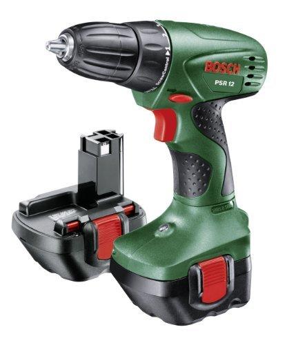 bosch-perceuse-visseuse-sans-fil-psr-12-avec-coffret-2-batteries-et-chargeur-0603955501