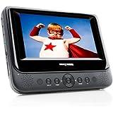"""Nextbase NB48 Lecteur DVD portable 17,8 cm (7"""") avec fixation voiture et accessoires (Import Allemagne)"""