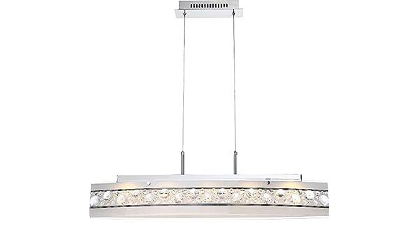 Hängeleuchte LOISA mit Opalglas Klassisch Hängelampe Pendelleuchte Pendellampe