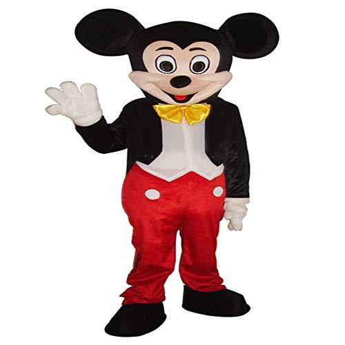 Micky Maus Maskottchen Kostüm - Minnie Mickey Maskottchen Cartoon Puppe Kostüm