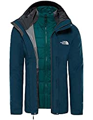 8e686e62e2717 THE NORTH FACE M Merak Triclimate -Fall 2018-(T93L1LVB5) - Kodiak Blue