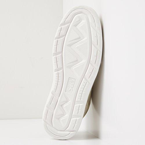 British Knights Herren Calix Sneaker SAND/DUNKELBRAUN
