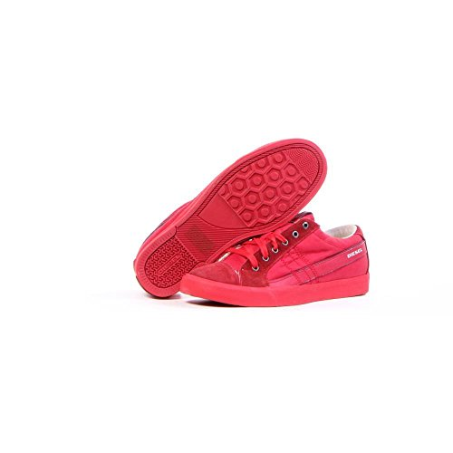 Diesel D-String Low - Mode Hommes Chaussures Tango Red