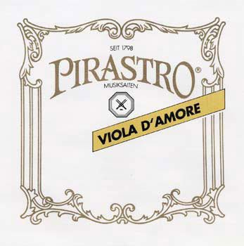 Pirastro 350200 Resonance Viola d'Amore A2 5