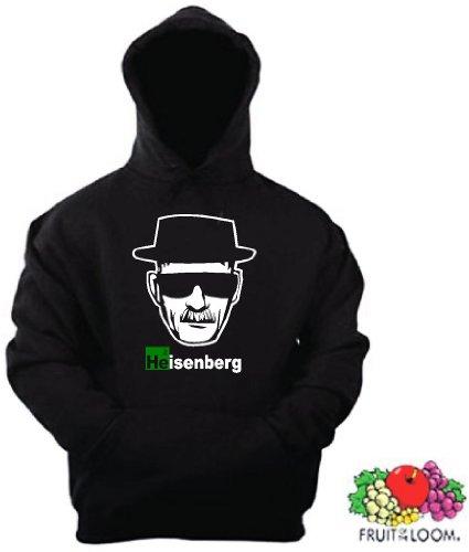 Heisenberg H2 Kapuzensweat Hoodie Walt White Shirt von S-XXL