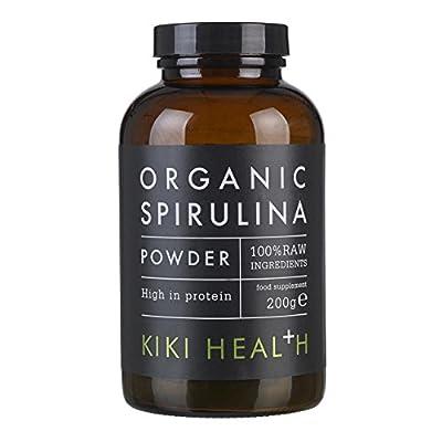KIKI Health Organic Spirulina Powder - 200g from KIKI Health
