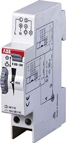 ABB-ENTRELEC E232E-230N - MINUTERO ESCALERA ELECTRONICO E232E-230N
