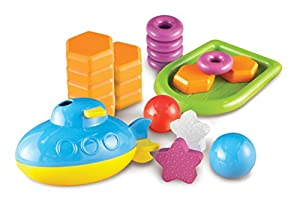 Learning Resources- Set de Actividades de Stem-hundirse o Flotar, Multicolor (LER2827)