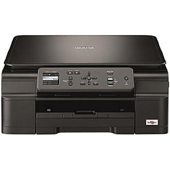 Brother DCPJ152W - Impresora multifunción de inyección de Tinta ...