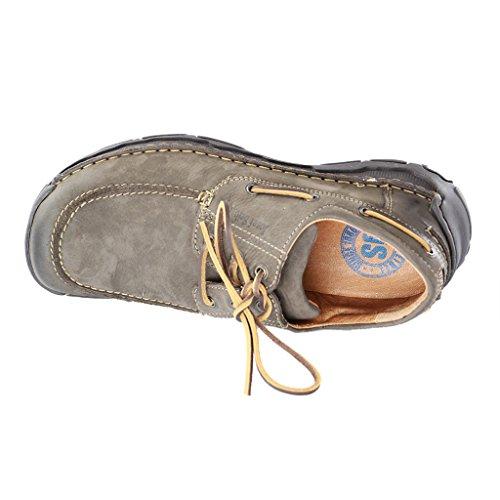 Josef Seibel Chaussures Homme Chaussures Plates À Lacets Basket Dominic 25106-81 Braun