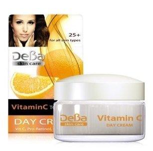 DeBa Vitamin C Crème de jour Pro-rétinol 50 ml