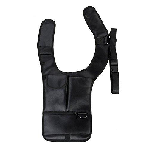 Anti-Diebstahl-Armpit Cross-Package Security Holster Strap Messenger Bag Unterarm Handy Einbruchsicher (Messenger Bag Cross-strap)