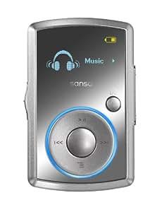 Sandisk Sansa Clip Lecteur mp3 FM 4 Go Argent