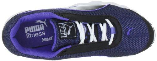 Puma Pumagility XT Mesh Wn's 186206 Damen Sportschuhe - Fitness Schwarz (black-steel gray-violet storm 1)