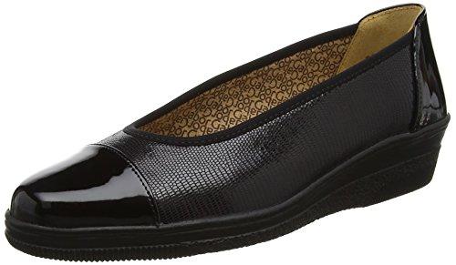 Gabor Shoes 76.403, Scarpe Senza Lacci Donna Nero (Schwarz)