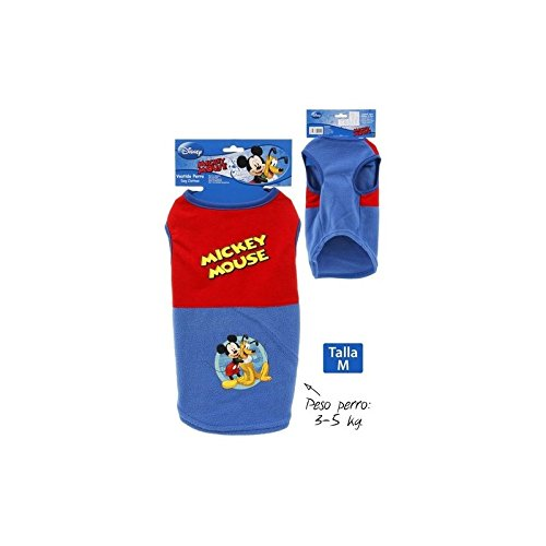 Kleid für Dog 3bis 5kg., Disney,–MICKEY und pluto-, 1UDS.