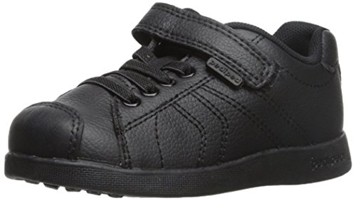 pediped Jake, Baskets Basses garçon Noir (Black)