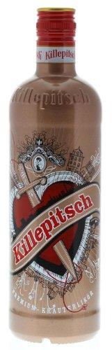 Killepitsch - Premium Kräuterlikör in der limitierten Design-Flasche - 0,7 l