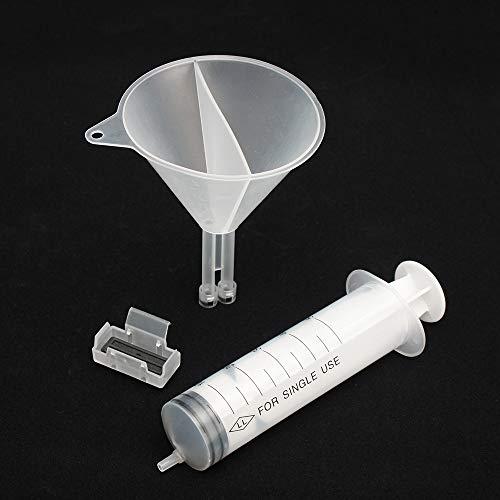 Global Brands Kit de limpieza de cabezal de impresión para HP 940 18 88 70 72 Series uso de impresora herramienta de mantenimiento Smart Clean Kit