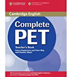 [(Complete PET Teacher's Book)] [ By (author) Emma Heyderman, By (author) Peter May, With Rawdon Wyatt ] [April, 2010]