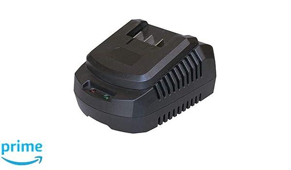 Stayer professionale 18 V Pbl-Caricabatteria da 218//Pk Adattatore//trapano//avvitatore accessori.