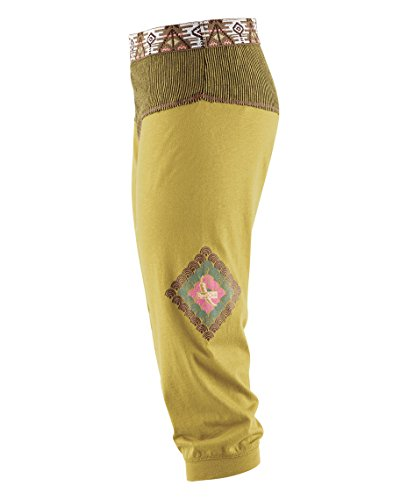 Red Chili Unra 18 3/4 Jersey Pants Women Größe 40-42 oasis -
