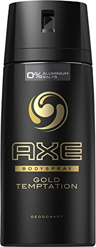 Axe Gold Temptation Desodorante - 150 ml