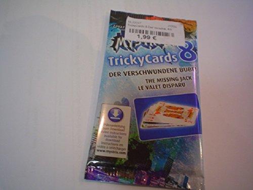 22037-Revell-Mystrix-TrickyCards-8-Der-verschwundene-Bube 22037 – Revell Mystrix – TrickyCards 8 – Der verschwundene Bube -