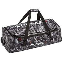 Cressi Gorilla Pro Bag - Bolsa de Buceo, Camuflaje, 135 L