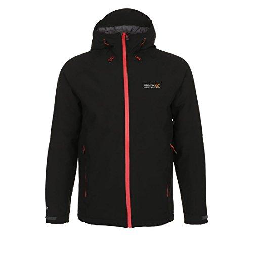 Regatta Great Outdoors - Grisedale - Giacca ibrida idrorepellente - Uomo Black
