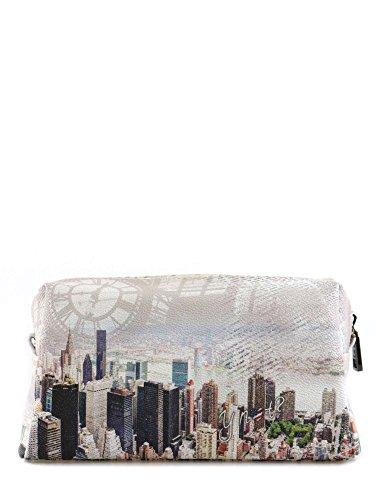 Y NOT? Frau Schönheit Fall H-PAS 304 New York Beige Manhattan