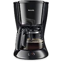 الة لتحضير القهوة من فيليبس، لون اسود HD7431/20