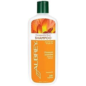 Aubrey Organics Honeysuckle Rose Shampoo, 325ml