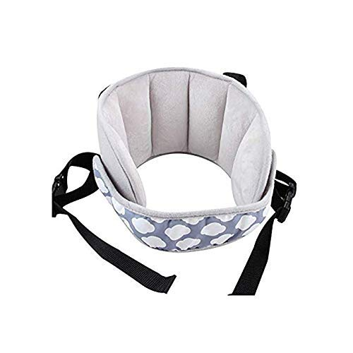 bébé enfants auto pour Siège réglable Bandeau de sommeil,Réglable Tête Fixation Holder Pour Enfants,confortable Safe de courroie de sommeil Solution