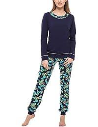 Merry Style Damen Schlafanzug MS10-236