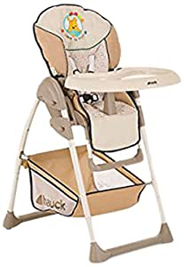 Hauck Sit'n Relax Chaise Haute Motif Pooh Ready to Play Beige