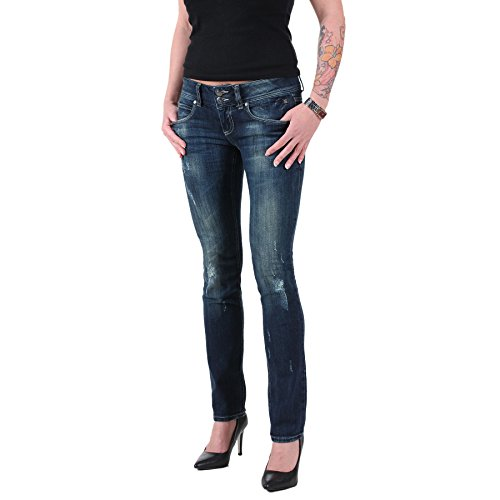 Jeans LTB PAULETTA Dark Siviglia dirndlesweet fianchi Dark Seville Wash 36