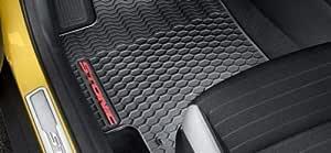 Kia Set 4 Stonic Anterische Hinten Mit Logo Rot H8131ade50re Auto