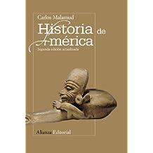 Historia de América (El libro universitario - Manuales)