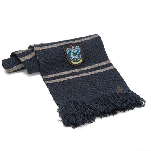 Cinereplicas Bufanda Harry Potter, Color Ravenclaw, Standard (Fame Bros RK1769)